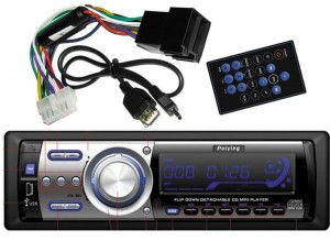 Radio PY8118 CD/MP3/USB/SD/MMC 4x45